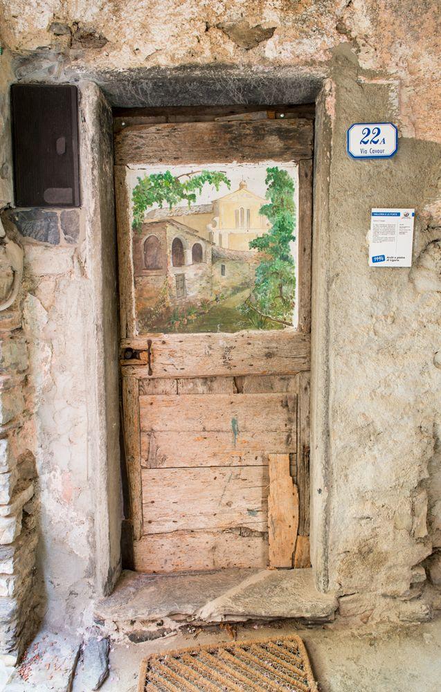 17 migliori idee su porte dipinte su pinterest pittura - Siti design arredamento ...
