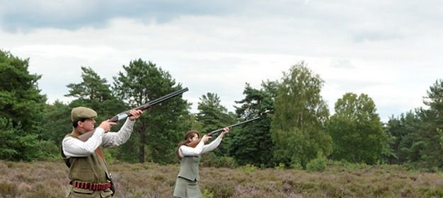 New to shooting? Take a look at our beginners guide to shooting etiquette...
