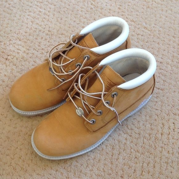 Timberland waterproof boots. Size 7 great cond. Used only a few times. Timberland waterproof leather boots. Size 7. Timberland Shoes