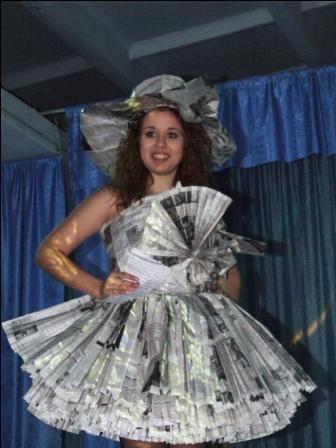 Платье на конкурс мисс весна