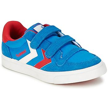 Stadil JR Canvas LW Brillant / Blue