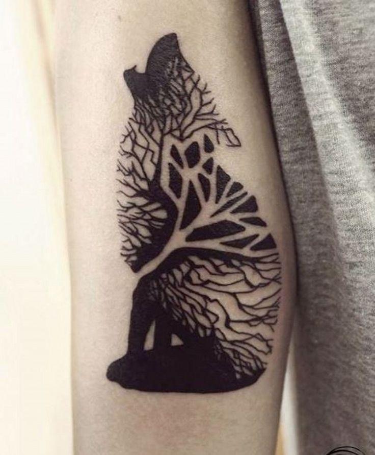 ber ideen zu wolf tattoos auf pinterest t towierungen wolf tattoo design und tribal. Black Bedroom Furniture Sets. Home Design Ideas