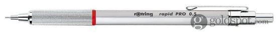 Rotring Rapid PRO Chrome .5mm Pencil