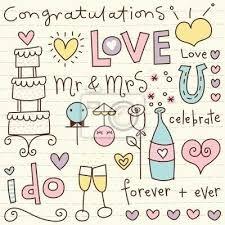 Image result for love doodles weddings