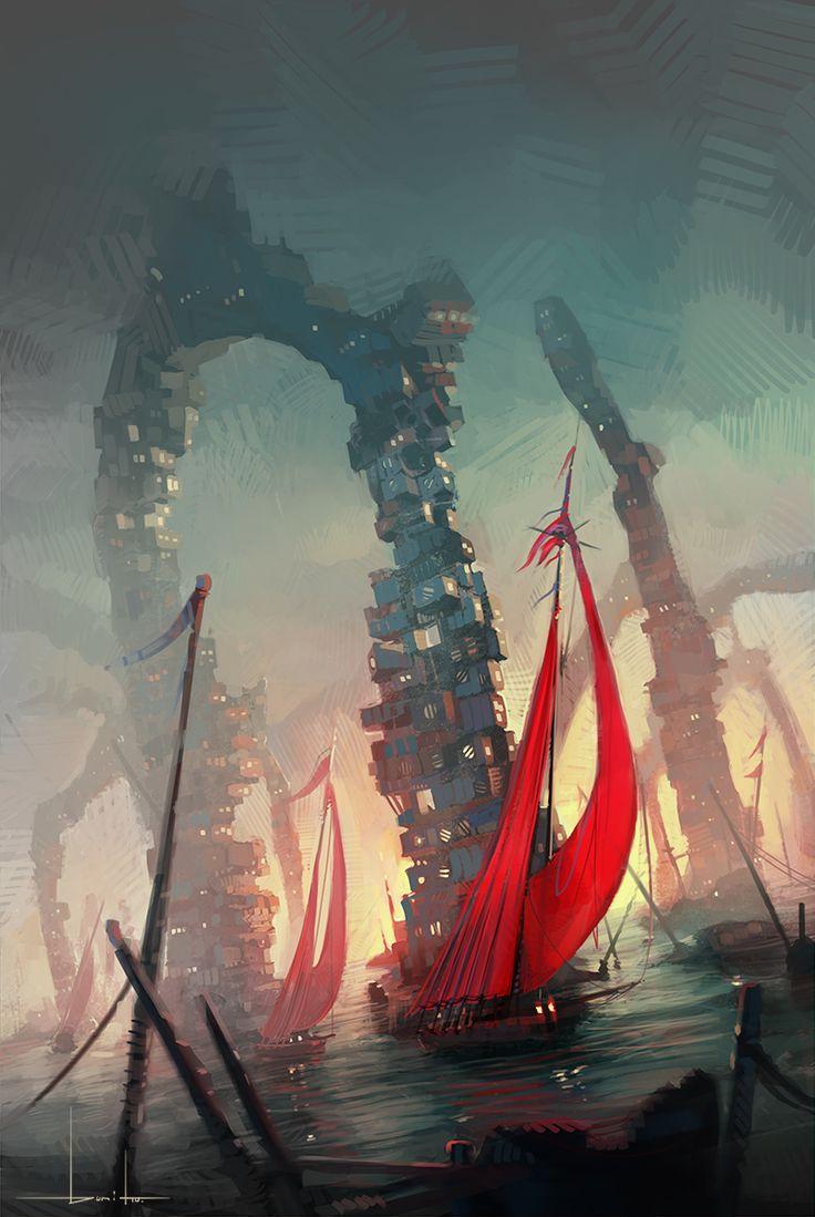 Sail Something by Razvan Dumitru