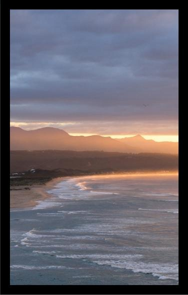 Plettenberg Bay, Garden Route, South Africa.