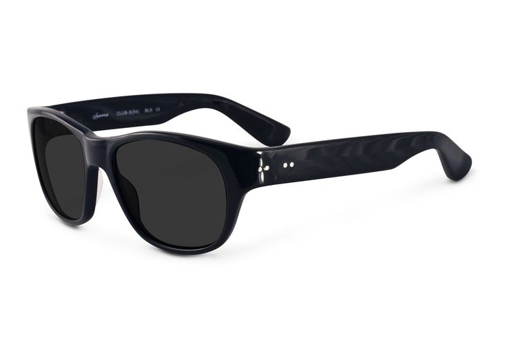 346.00$  Buy now - http://viuth.justgood.pw/vig/item.php?t=zxgazqm6759 - Sama Club 54 Sunglasses 54 Black
