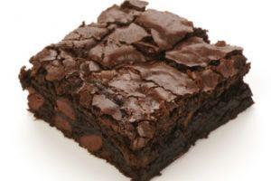 Fudgy Black Bean Brownies---Vegan
