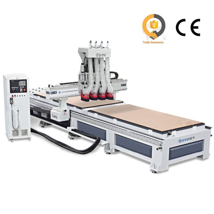 Woodworking Customized furniture kitchen cabinet door Wood cnc router for sale