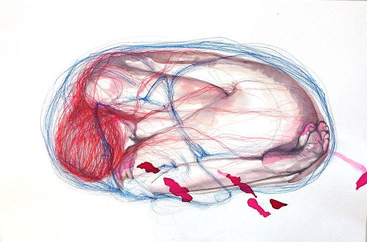 Giuseppina Maurizi - Cappuccetto rosso illustration
