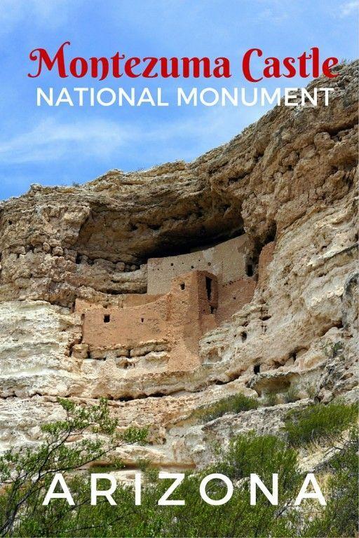 Exploring Montezuma Castle National Monument in Arizona, USA with kids #Findyourpark