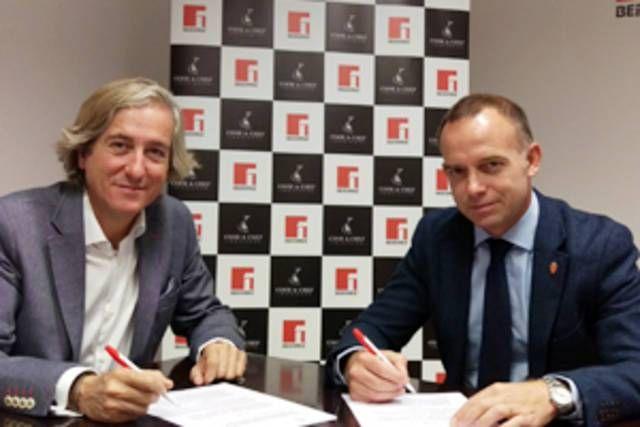 Bergner Europe se suma a la familia de patrocinadores del Real Zaragoza