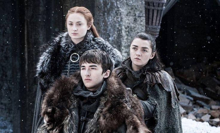 Game of Thrones-Starks.