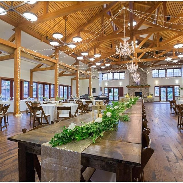 The Garden Place Can Accommodate Over 320 Guests Inside For Dinner This Is