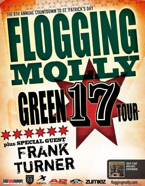 FM w/ FTFlogging Molly