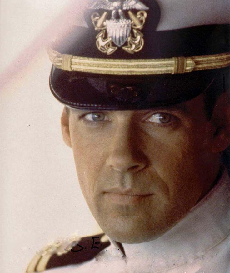 David James Elliott as Harmon Rabb from hit tv show 'JAG.'