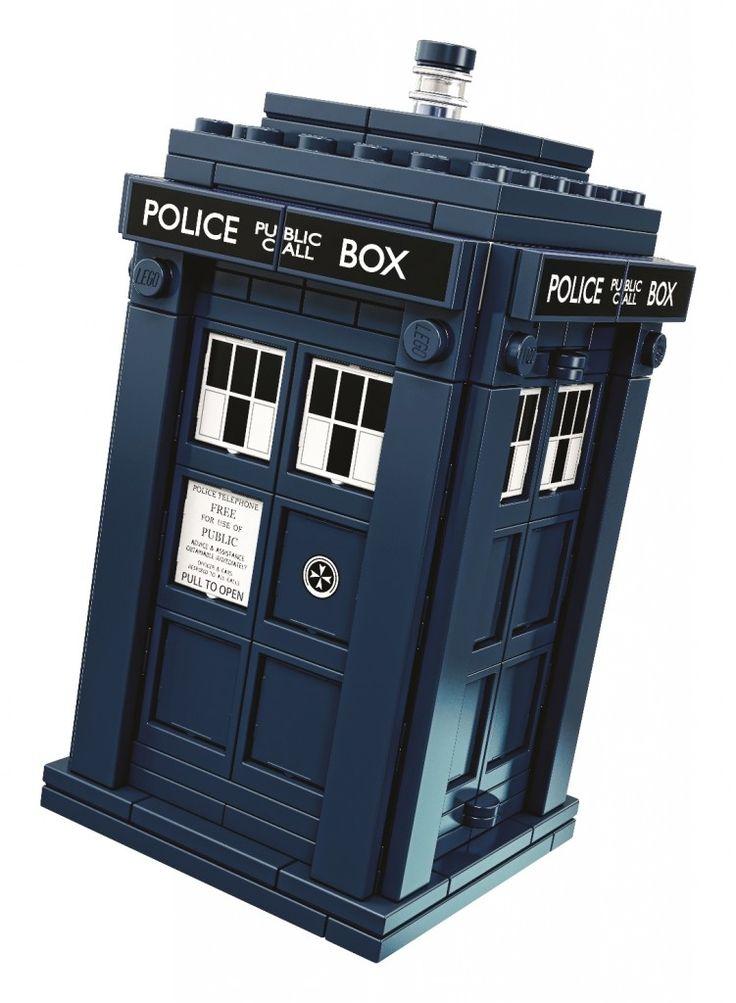 LEGO de Doctor Who: veja as primeiras imagens!