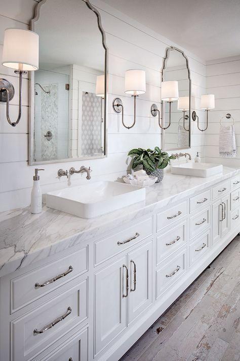 mirrored bathroom vanity cabinet