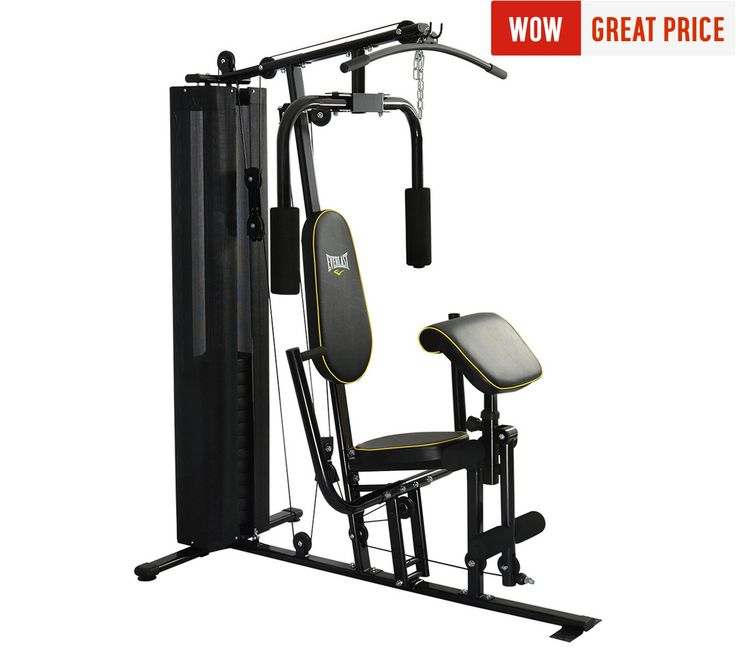 Buy Everlast 58KG Home Multi Gym at Argos.co.uk, visit Argos.co.uk to shop online for Multi-gyms, Weights, multi-gyms and strength training, Fitness equipment, Sports and leisure