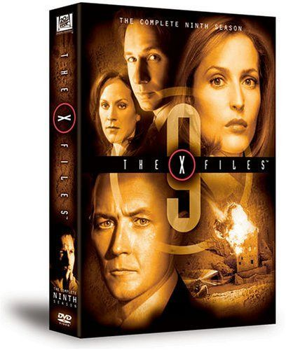 The X-Files: The Complete Ninth Season DVD ~ David Duchovny, http://www.amazon.com/gp/product/B000EXDS3Y/ref=cm_sw_r_pi_alp_2HrYqb0AKPPXV