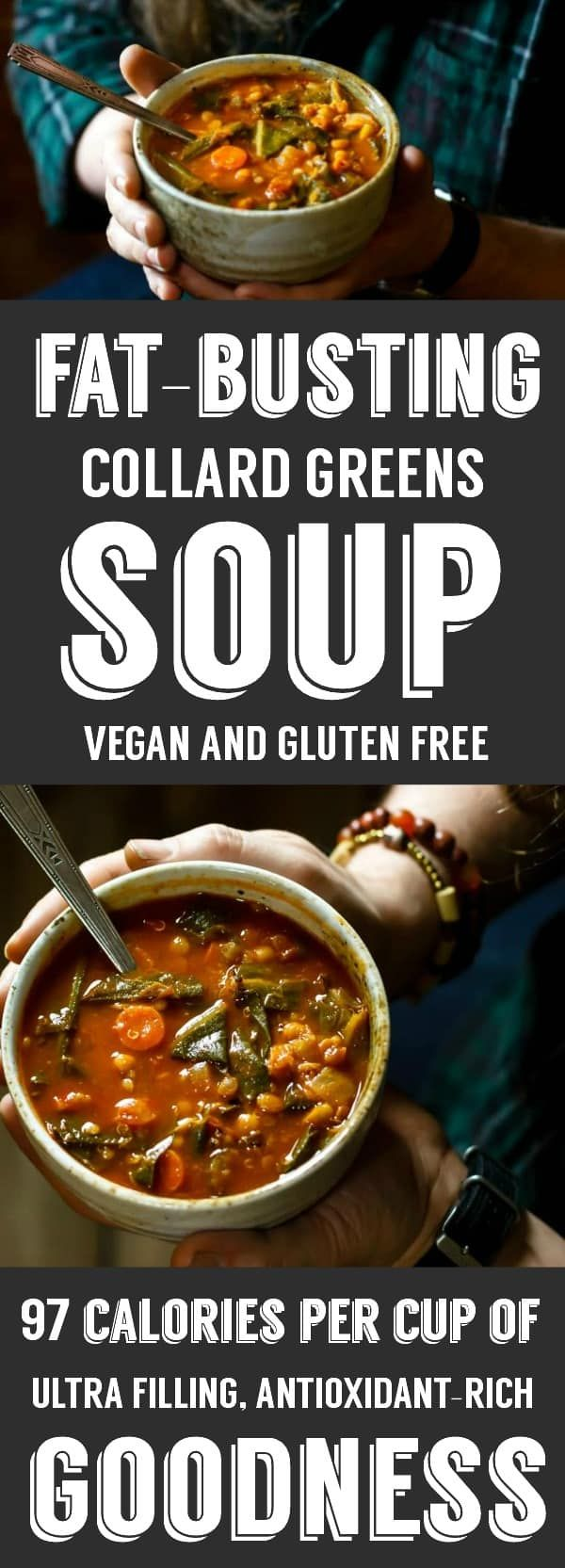 Readers love this soup, and I do too. It's one of my favorites! The ingredients make it a weight loss powerhouse, AND it's delicious!