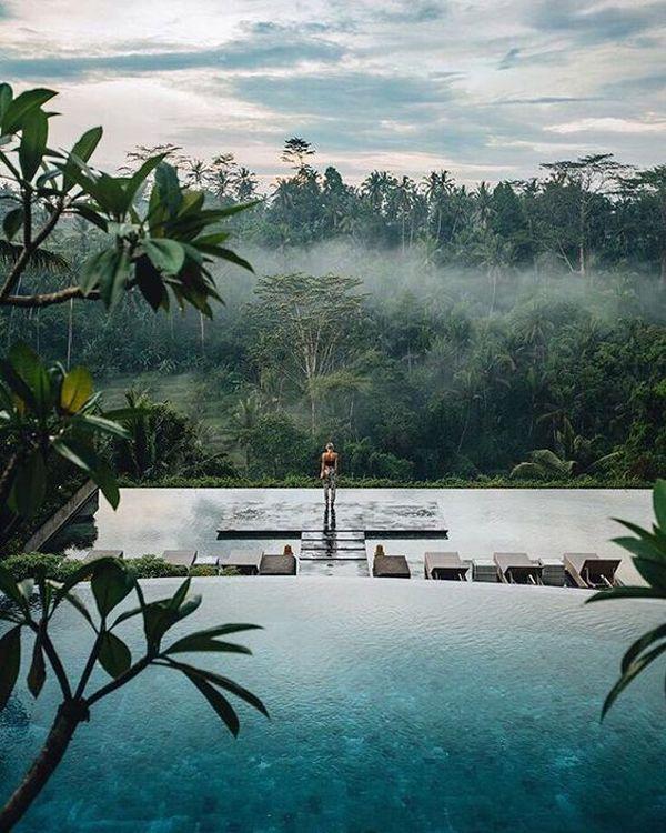 15 Amazing Swimming Pools Like A Paradise Amazing Swimming Pools Dream Pools Resort Pools
