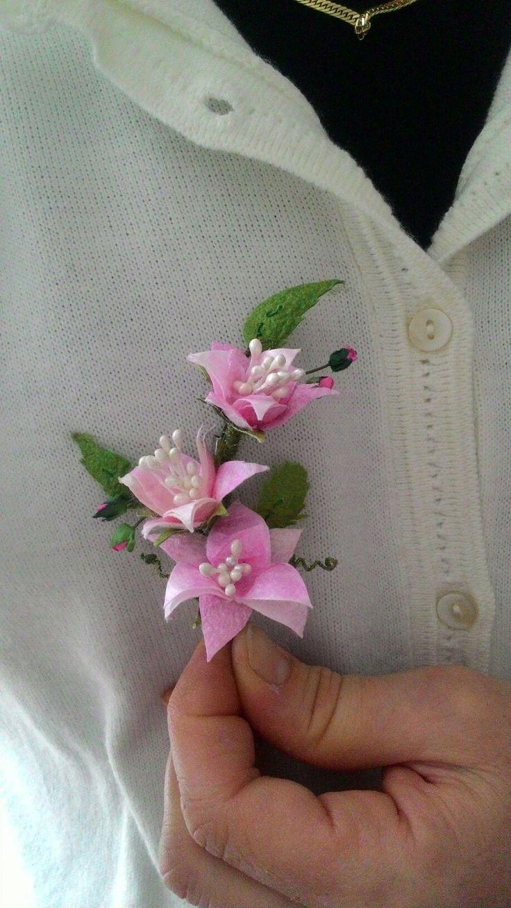 Pembe bahar çiçeği