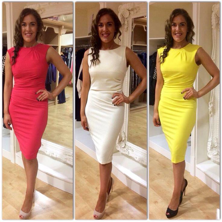 Rinascimento SS15 dresses in sizes 8-14 €100