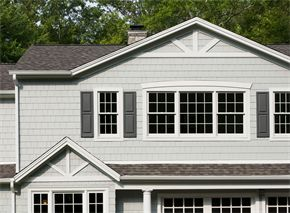 7 best certainteed georgetown gray images on pinterest for James hardie exterior design center