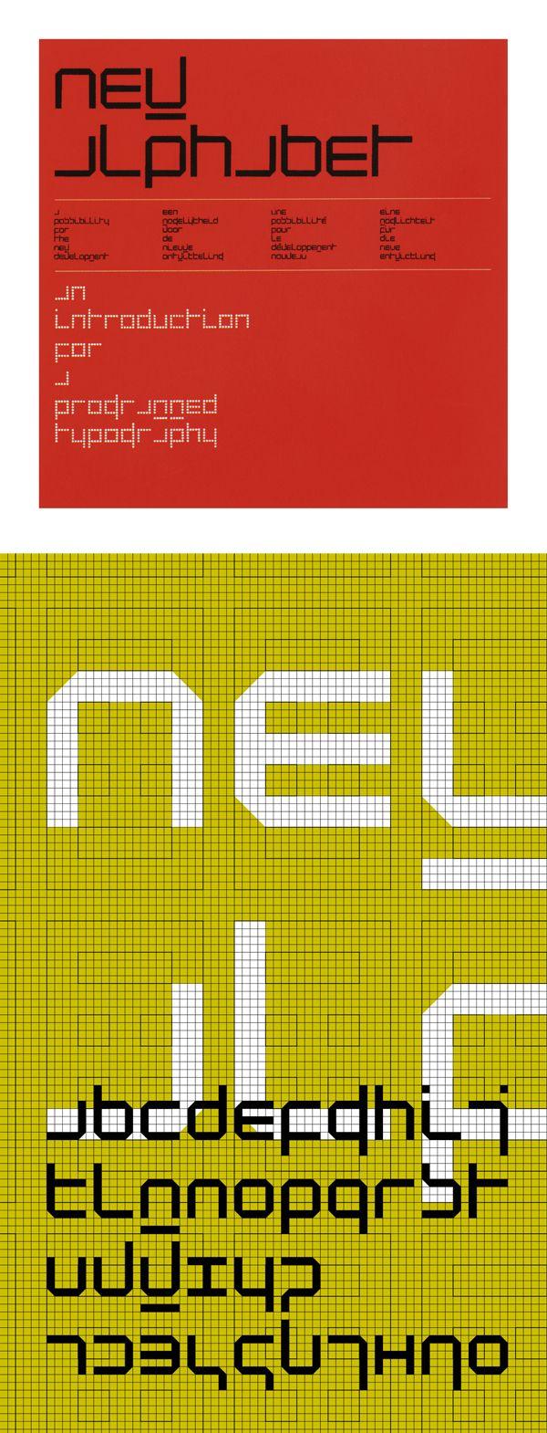 Typographic personality on Behance