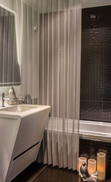 36 Vintage Shower Curtain Ideas For Your Bathroom
