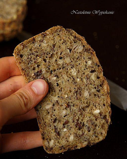 Nastoletnie Wypiekanie: Bezglutenowy chleb Jadzi