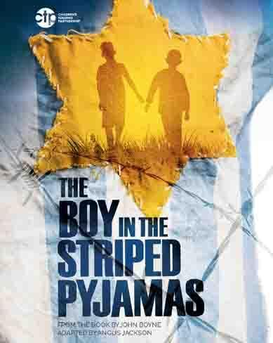 We loved having The Boy In The Striped Pyjamas appear on our stage, and we've loved how eagerly our followers have taken to talking about it online! We just had to show you our little Storify!