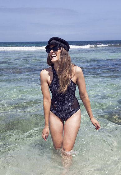 Get this look: http://lb.nu/look/7992512  More looks by Jenelle Witty: http://lb.nu/inspiringwit  Items in this look:  Lululemon Swimwear, Quay Eyewear   #casual #sporty #vintage #summer #ocean #coast #beach #swim #swimwear