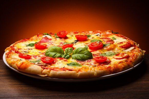 Pizza Proteica con pro pisello | The Zone