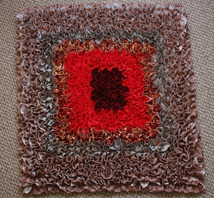 Shaggy Throw Rug: 1000+ Images About Rag Shag Rugs On Pinterest