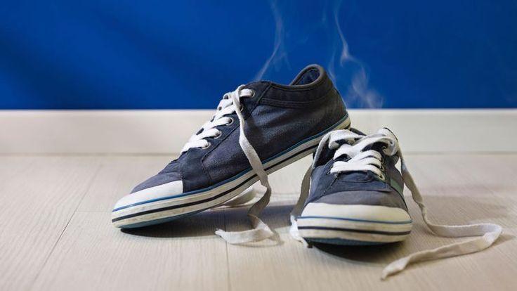 Comment enlever l'odeur des chaussures ?