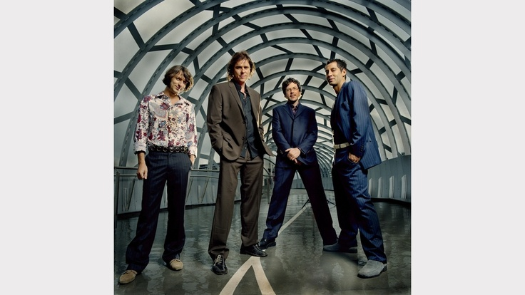 The Whitlams' frontman Tim Freedman tells me about his love for city living.