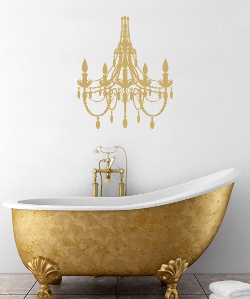 22 best cool wall decals images on pinterest vinyls wall clings bathroom wall decal living room wall decal chandelier wall stickers custom decals mozeypictures Images