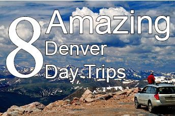 8 Amazing Denver Day Trips to take during your stay in Denver. From driving up a fourteener to shopping on Pearl Street.