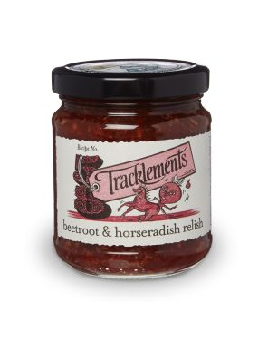 Tracklements Beetroot & Horseradish Relish