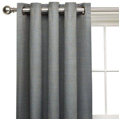Target Home Thermal Blue Chelsea Grommet Window Panel