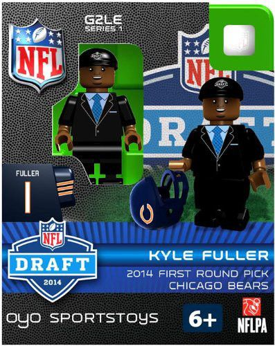 Chicago Bears OYO Sportstoys Draft Pick Figurine