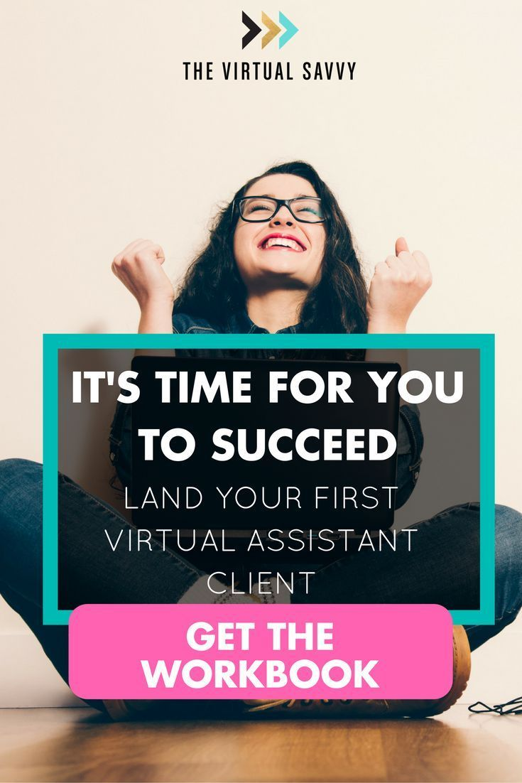 Get the FREE Marketing Plan Workbook for new + aspiring Virtual Assistants. Land your first client today!! via The Virtual Savvy