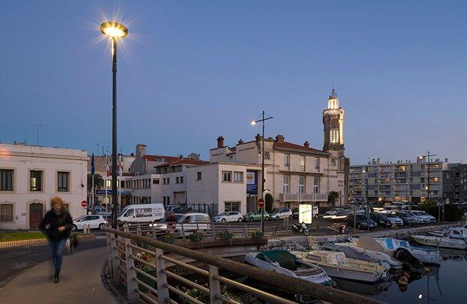Energiekosten besparen en het landschap verbeteren kan eenvoudig in een paar stappen met de Yoa van Schréder, zoals de stad Sète in Frankrijk kan bevestigen.