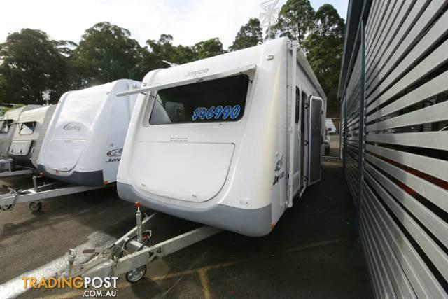 2012  CARAVAN JAYCO STERLING  21.65|3.12ST CARAVAN for sale in Coffs Harbour NSW | 2012  CARAVAN JAYCO STERLING  21.65|3.12ST CARAVAN