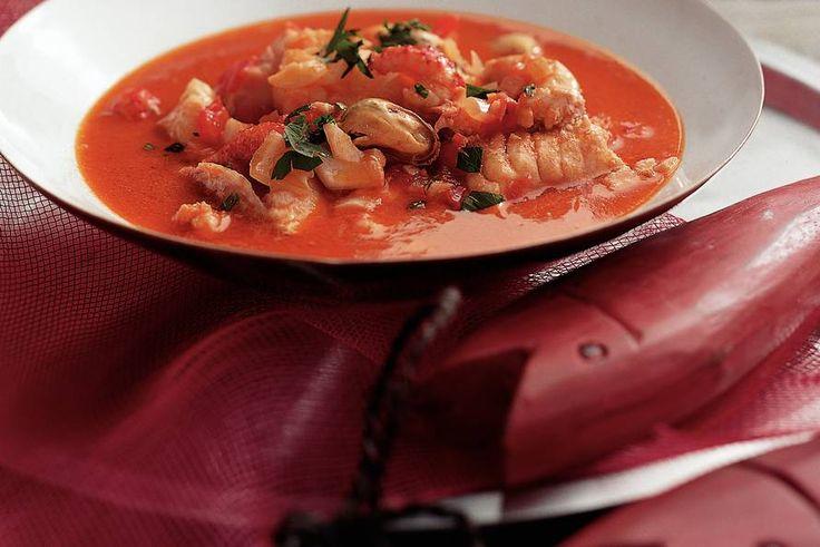 Zarzuela (schotel van vis en zeevruchten) - Recept - Allerhande - Albert Heijn