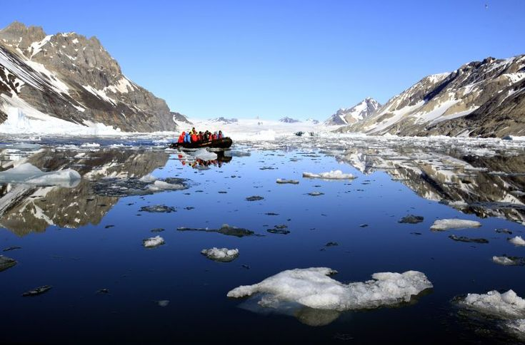 Spitsbergen National Park  http://www.regent-holidays.co.uk/country/norway-holidays/