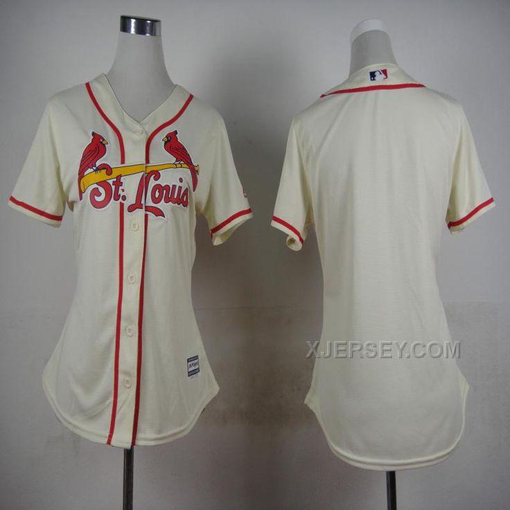 http://www.xjersey.com/cardinals-blank-cream-women-new-cool-base-jersey.html CARDINALS BLANK CREAM WOMEN NEW COOL BASE JERSEY Only $35.00 , Free Shipping!