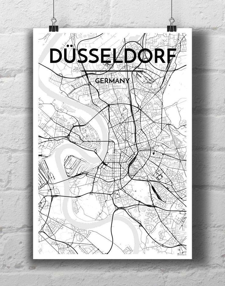 41 besten prints bilder auf pinterest acrylbilder bilder malen und malerei - Dusseldorf wandtattoo ...
